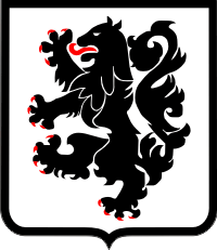 28th Infantry Regiment - Black Lions Decal