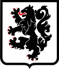 28th Infantry Regiment – Black Lions Decal