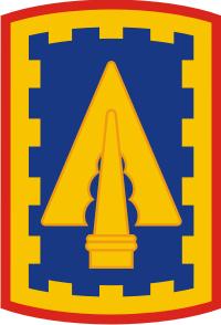 108th Air Defense Artillery Brigade Decal