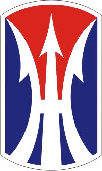 11th Light Infantry Brigade Decal