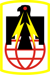 11th Signal Brigade Decal