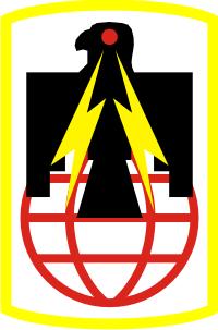11th Signal Brigade Decal