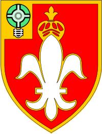 12th Field Artillery Decal