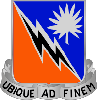 151st Expeditionary Signal Battalion Decal