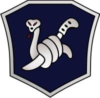 158th Regimental Combat Team Decal