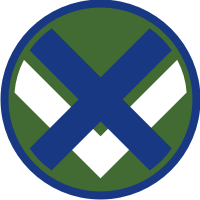 15th Corps (XV Corps) Decal