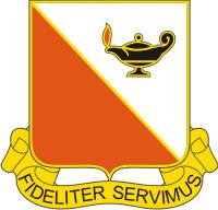 15th Signal Brigade Decal
