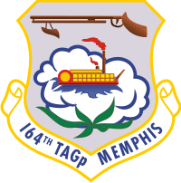 164th Tactical Airlift Group Memphis Decal