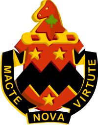 16th Field Artillery Decal