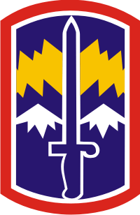 171st Infantry Brigade Decal