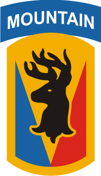 186th Brigade Support Battalion Decal