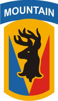 186th Brigade Support Battalion Decal