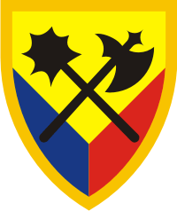 194th Armored Brigade Decal
