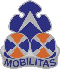 19th Aviation Battalion Decal