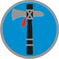 19th Corps (XIX Corps) Decal