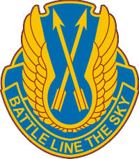 210th Aviation Regiment Decal