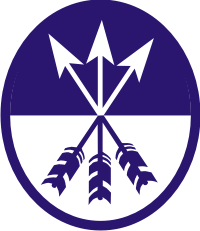 23rd Corps (XXIII Corps) Decal