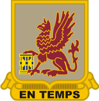 28th Transportation Battalion Decal