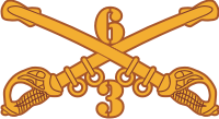 3-6 Cavalry Decal