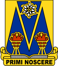 303rd Radio Research Battalion Decal