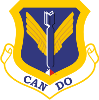 305th Bomb Wing - 2 Decal