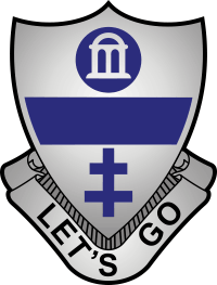 325th Airborne Infantry Regiment Decal