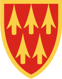 32nd Army Air Defense Command Decal