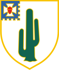 35th Infantry Regiment Decal