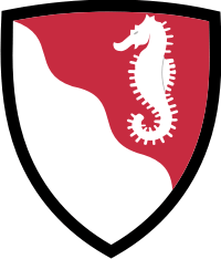 36th Engineer Brigade Decal