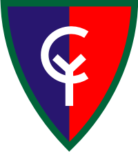 38th Infantry Division Decal