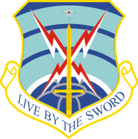 3rd Combat Communications Group Decal