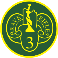 3rd Armored Cavalry Regiment Decal