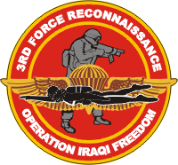 3rd Recon Decal