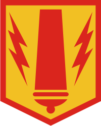 41st Fires Brigade – 1 Decal