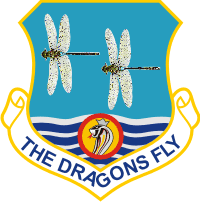 4258th Strategic Wing Decal