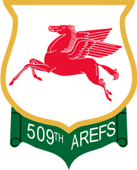 509th Air Refueling Squadron Decal