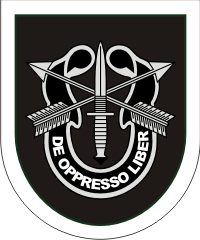 5th Special Forces Group – Current Decal