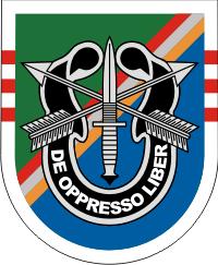 75th Ranger Regiment 3rd Battalian Flash – Special Forces Decal