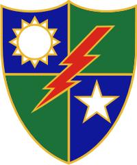 75th Ranger Regiment Crest Decal