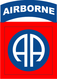 82nd Airborne Division Decal