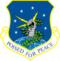 91st Space Wing (v2) Decal