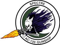 AC-130 Spectre Decal
