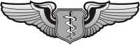 Air Force Flight Surgeon Basic Decal