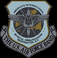 U.S. Air Force Band Decal