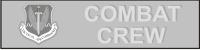 Air Force Combat Crew Badge (1) Decal