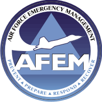 Emergency Management Logo Decal