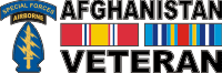 Afghanistan SFABN Veteran Decal