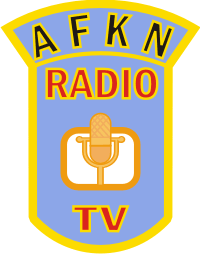(AFKN) American Forces Korea Network (v2) Decal