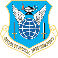 AF Office of Special Investigations Decal