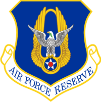 Air Force Reserve Seal Decal